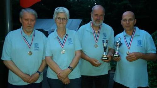 Winnaars Peter Groeneveld competitie 2019